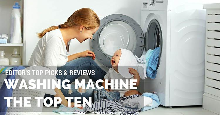 top 10 washing machines