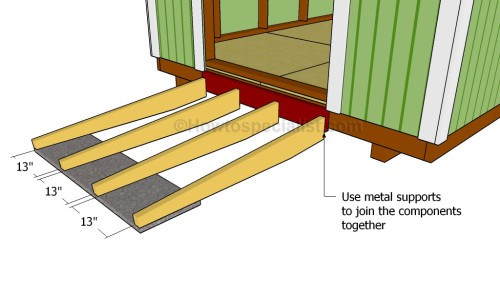 Fitting the joists via How To Specialist
