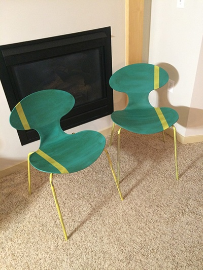 Modern Accent Chairs via B's Refurnishings