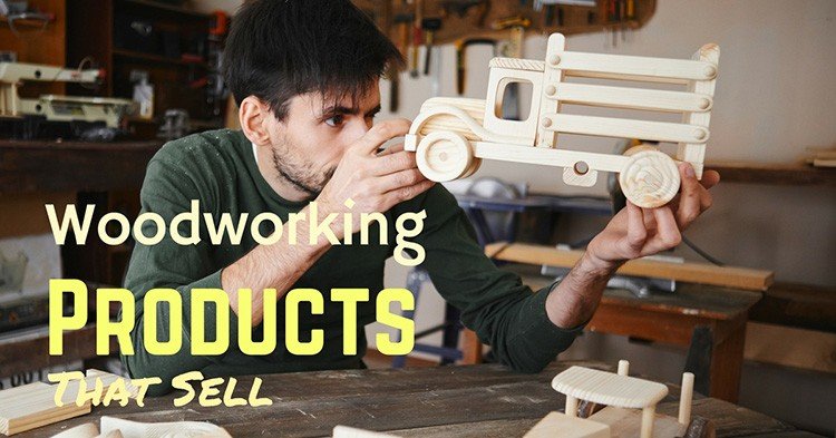Woodworking products that sell