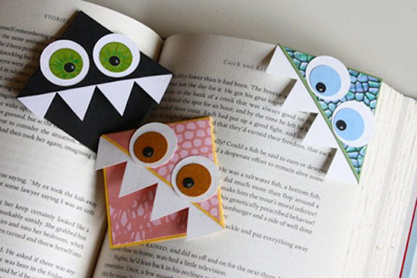 Bookmarks via PEQUEOCIO