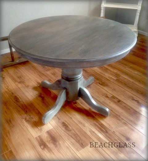 Centre Table via BEACH GLASS