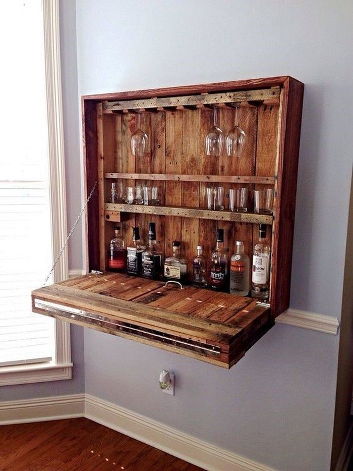Wood Pallet Home Vine Box