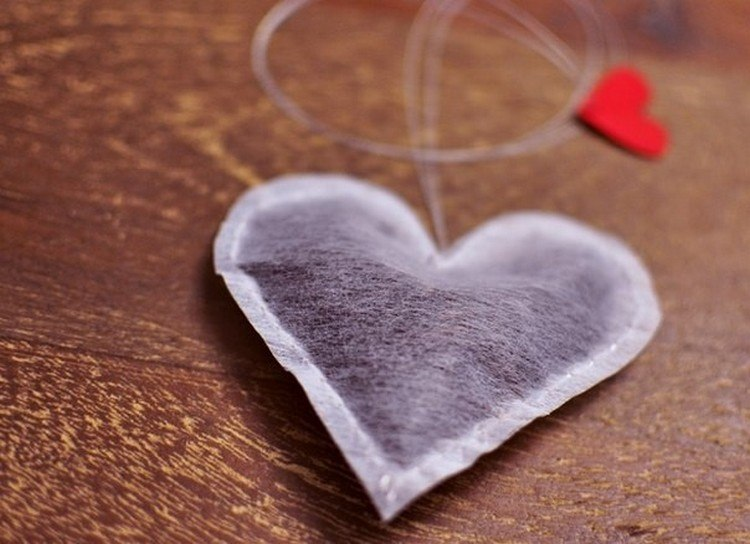Tea Bag Hearts