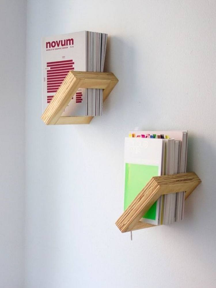 Minimalist Book Shelf
