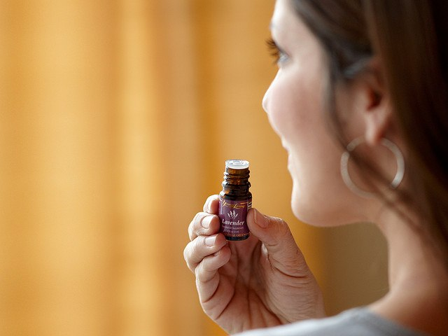 Smell Essential Oil via Rosemary Fusca Blog