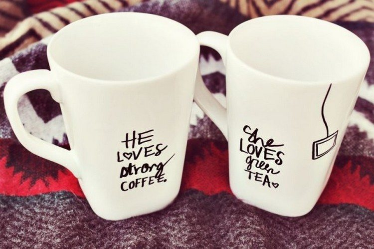 Love Mugs Duo