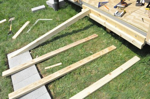 A Free Shed Ramp Plan On How To Build It Your Own