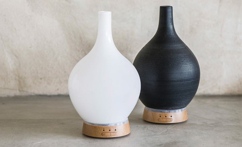 Ultrasonic Diffusers via KARMA LIVING