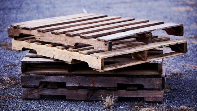 Why Pallets Are Great for DIYing