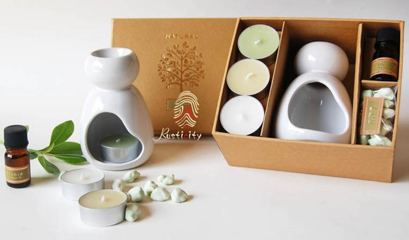 TERRA-COTTA Diffuser via Bridezilla & Co