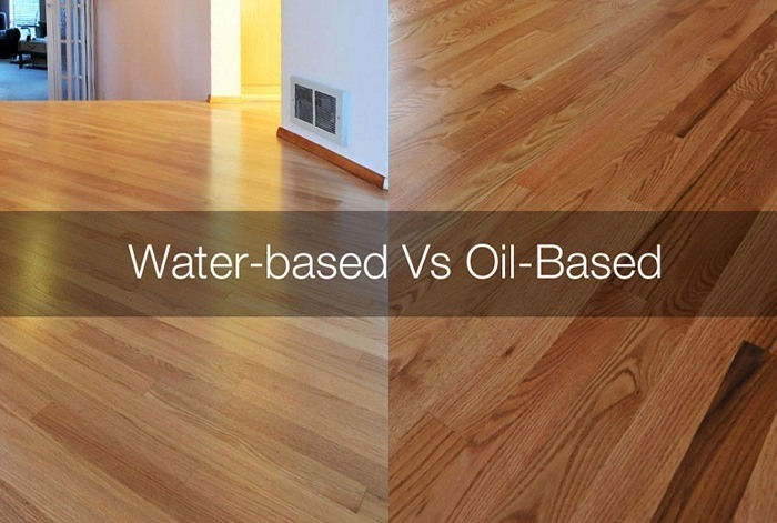 Oil-base Polyurethane versus Water-base Polyurethane via GO GREEN FLOORS