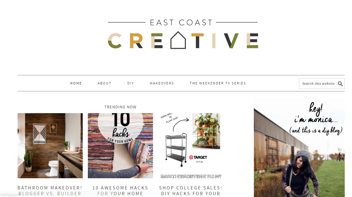 East Coast Creative Blog