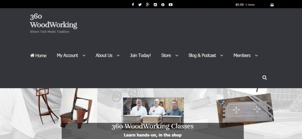 360 Woodworking