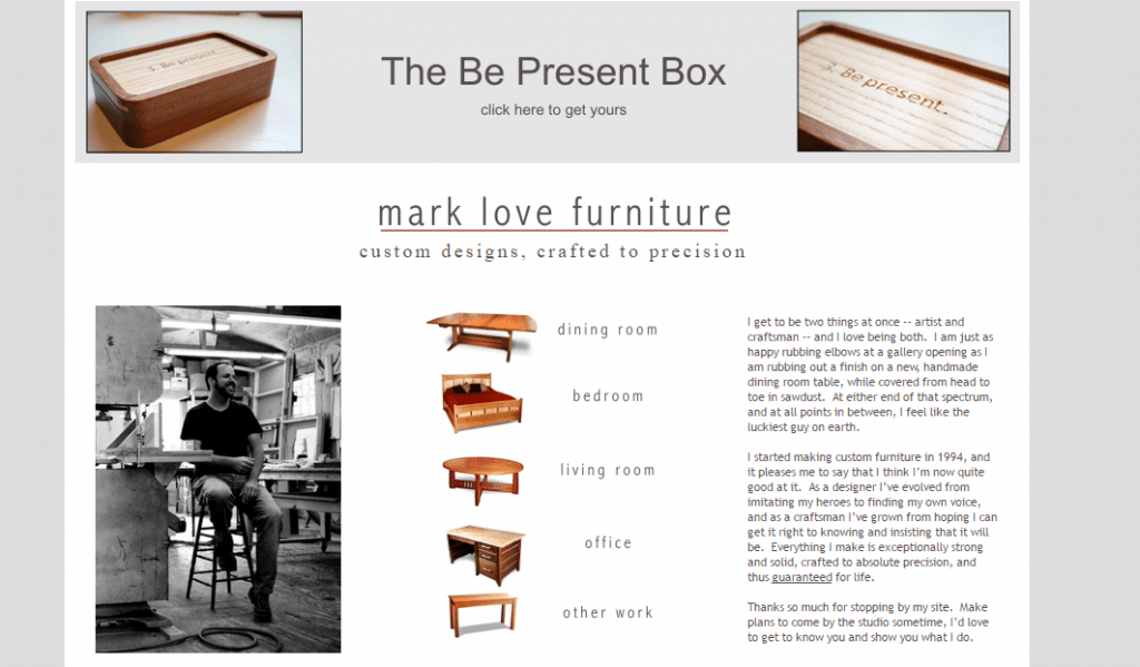 Mark Love Furniture