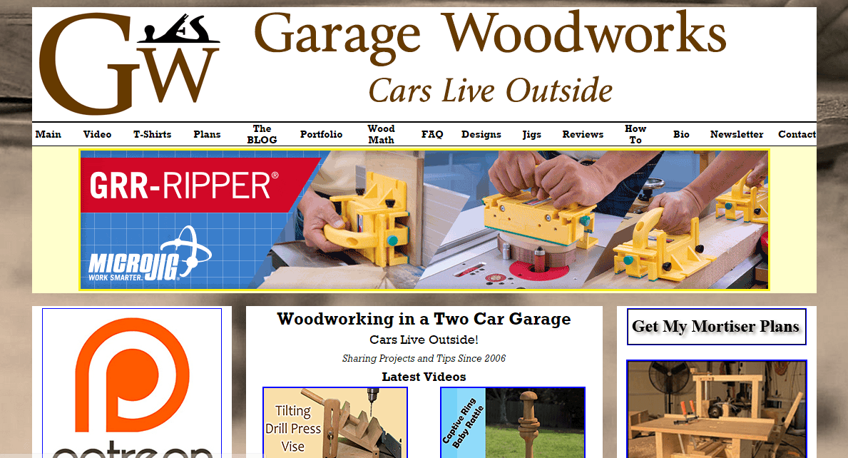 Garage Woodworks