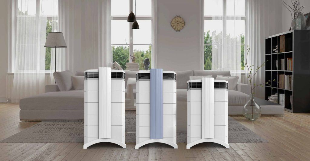 IQAir introduces its New Edition Series air purifiers. via IQAir