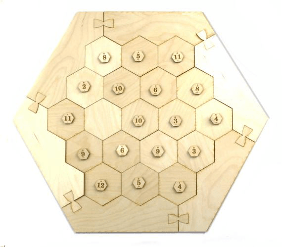 Board game boards