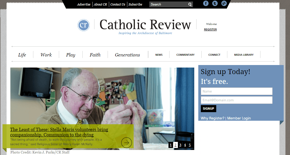 Catholic Review