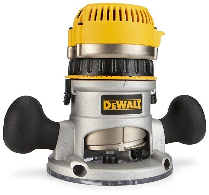 Dewalt fixed base via Dewalt