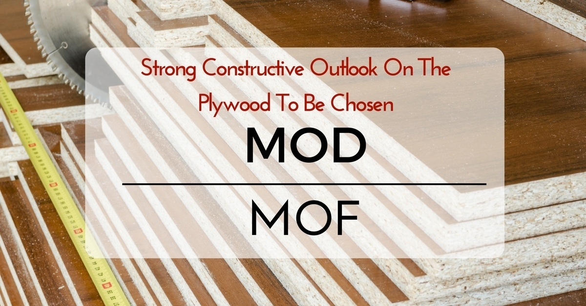 Mdo Or Mdf- Strong Constructive Outlook On The Plywood To Be Chosen