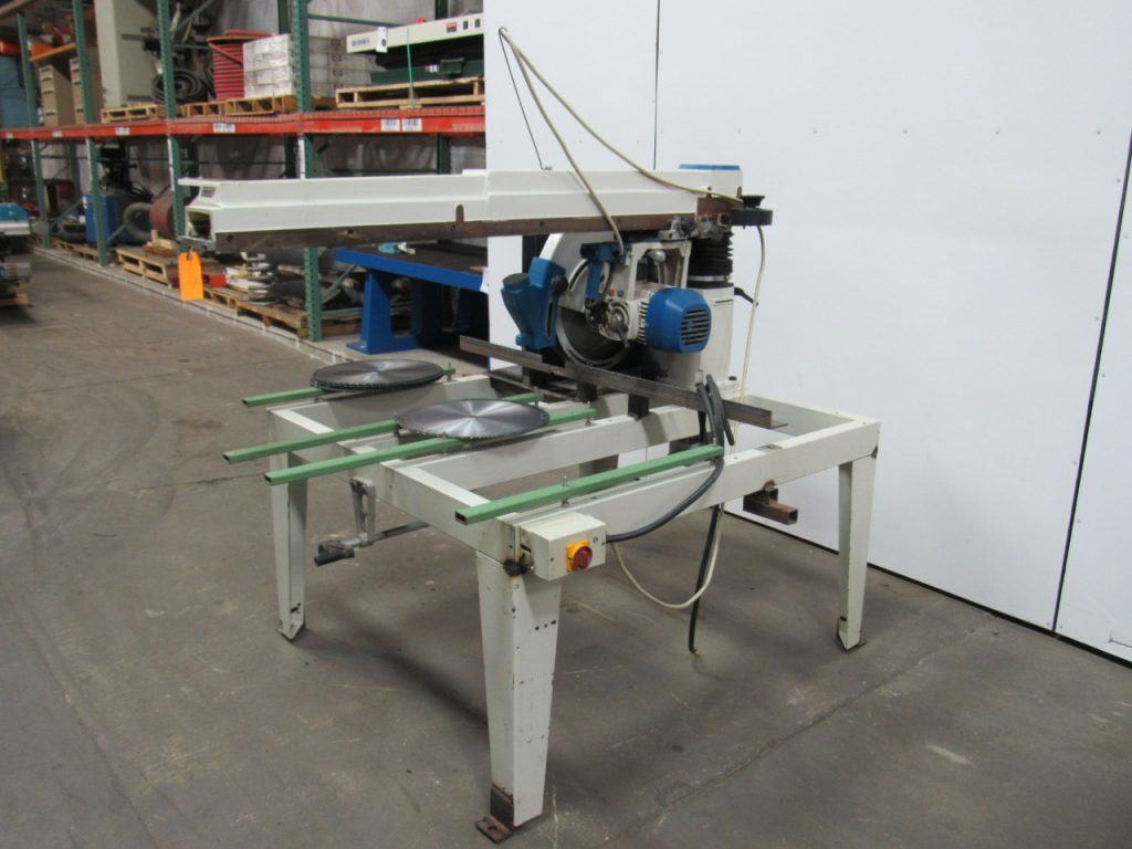 Radial Arm Saw via Ebay