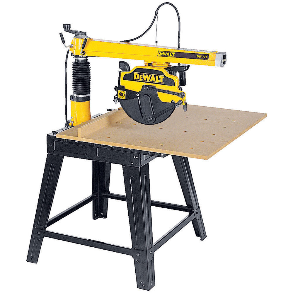 Radial Arm Saw via machinemart