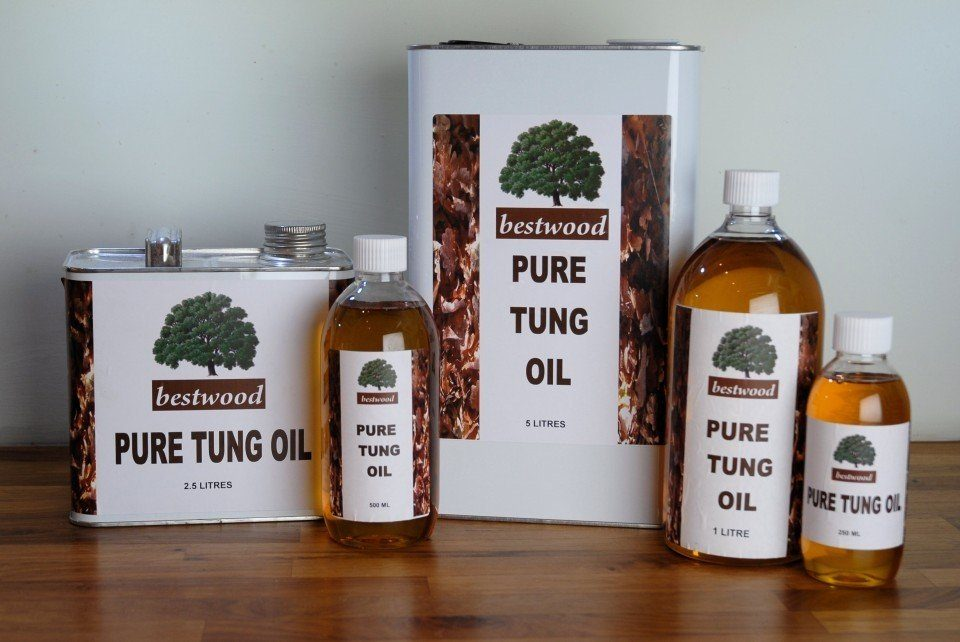 Tung oil via tungoil